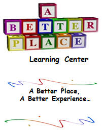 A Better Place Learning Center