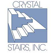 Kiddie Kastle - Crystal Stairs
