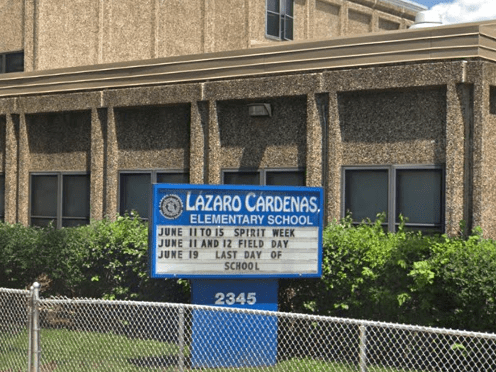 Lázaro Cardenas Elementary School