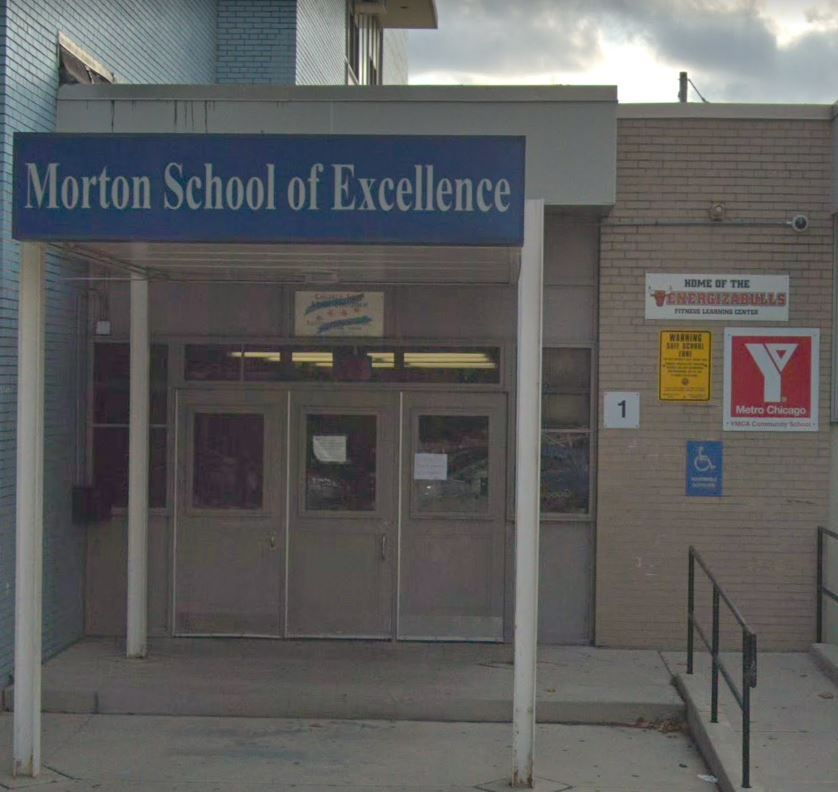 Morton Career Academy