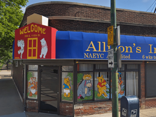 Allison's Infant and Toddler Center