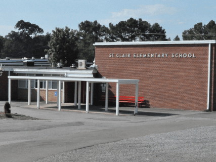 Saint Clair Elementary School- Title 1 Preschool Center