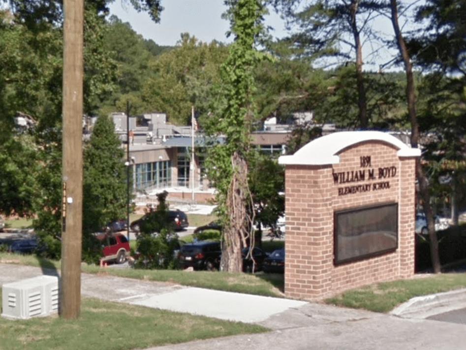 Boyd Elementary School - APS