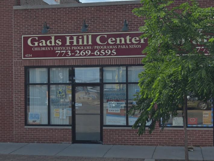 Gads Hill Center